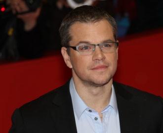 Celebrity actor, Matt Damon used hypnosis to quit smoking